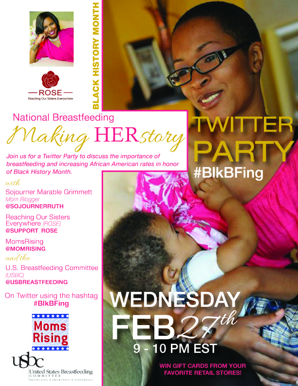 Twitter Chat Flyer