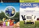 Image: DVDs - Future of Food and Food, Inc.