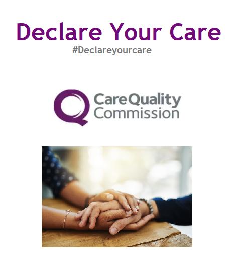 CQC declare your care