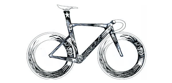 White Rhino Custom Bike Design - Bike