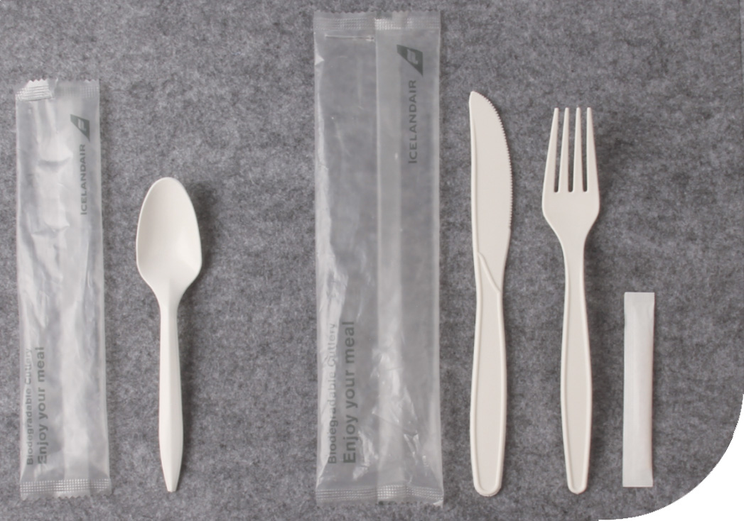 eco-friendly cutlery set
