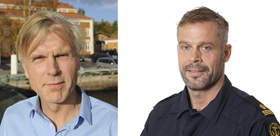 Per Grywenz och Rino Carlsson