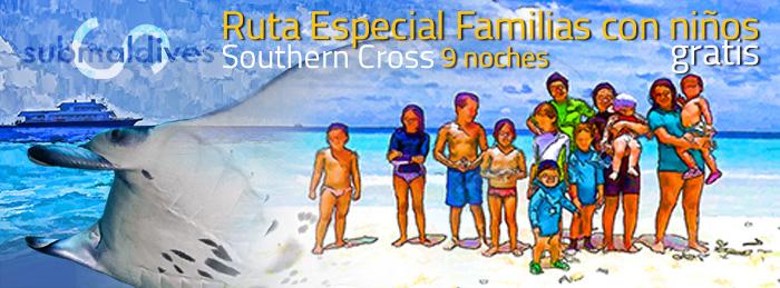 Ruta especial familias con niños