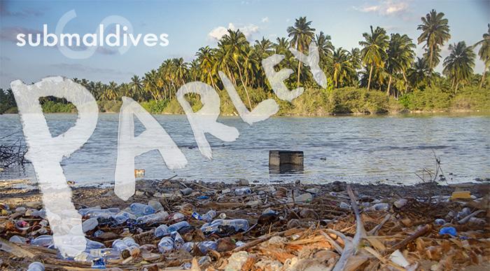 Submaldives colabora con Parley