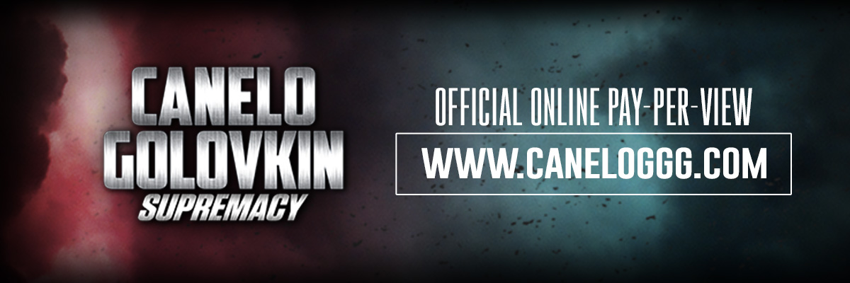 Canelo vs. Golovkin Official Online PPV