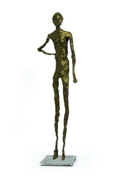 Leonce Raphael Agbodjelou, Untitled (Demoiselles de Porto-Novo series)