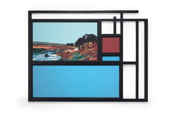 Armand Boua, Untitled (Diptych)