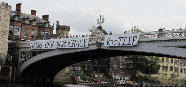 Will York Council say No to TTIP?