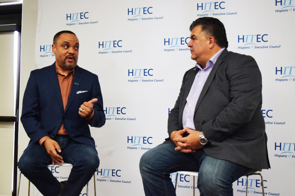 Key take-aways from the Fireside Chat between Andre Arbeláez, SVP & Chief Strategy Officer, Softtek USA, and Brian Tippens, Vice President & Chief Diversity Officer, Hewlett Packard Enterprise