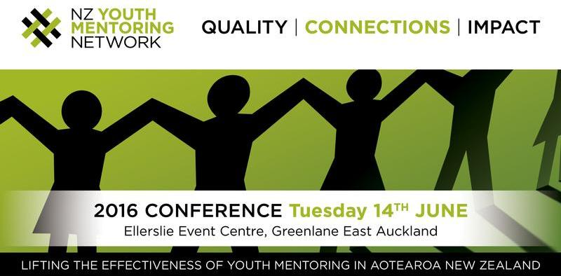NZ Youth Mentoring Conference Tuesday 14th June