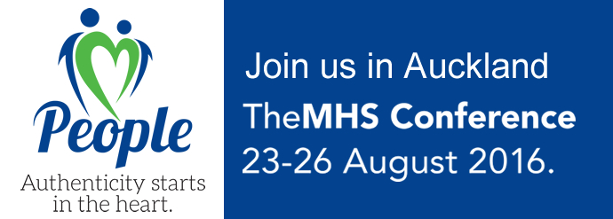TheMHS Conference Auckland, 23-26 August 2016