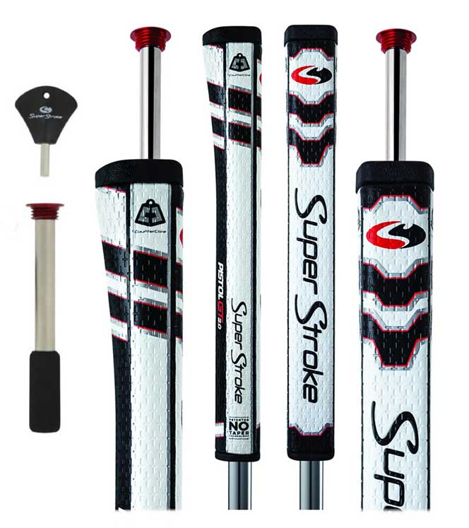 Weighted Putter Grips