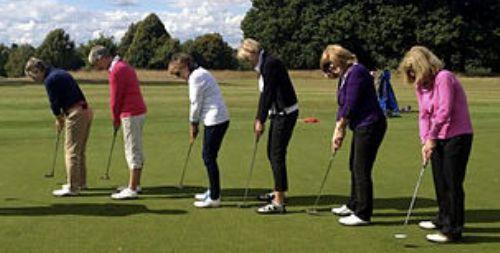 Ladies Group Coaching