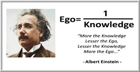 Albert Einstein - Ego