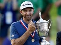 Dustin wins US Open