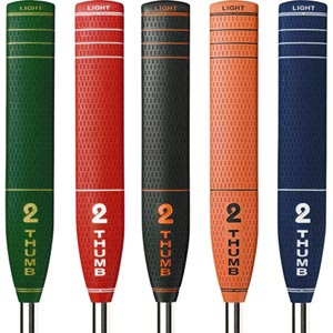 2 Thumb Putter Grips