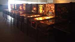 Image: Pinball, Arcade Games, VIP Grand Opening