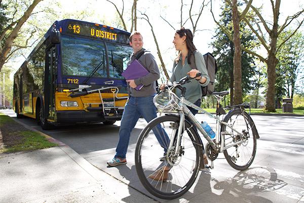 UW commuters