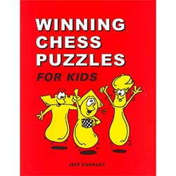 Winning Chess Puzzles for Kids - Vol. 1