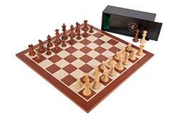 House of Staunton Grandmaster Wood Chess Set