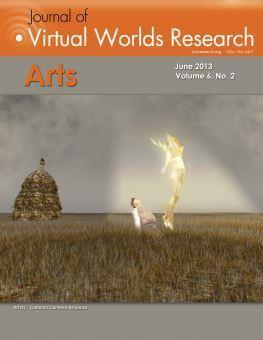 Arts issue cover Vol.6 No.2, 2013