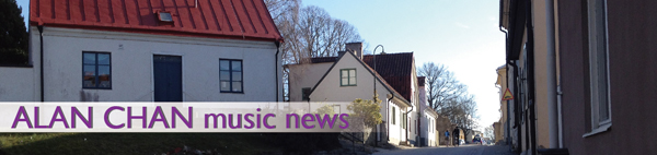 Alan Chan music news | April 2014