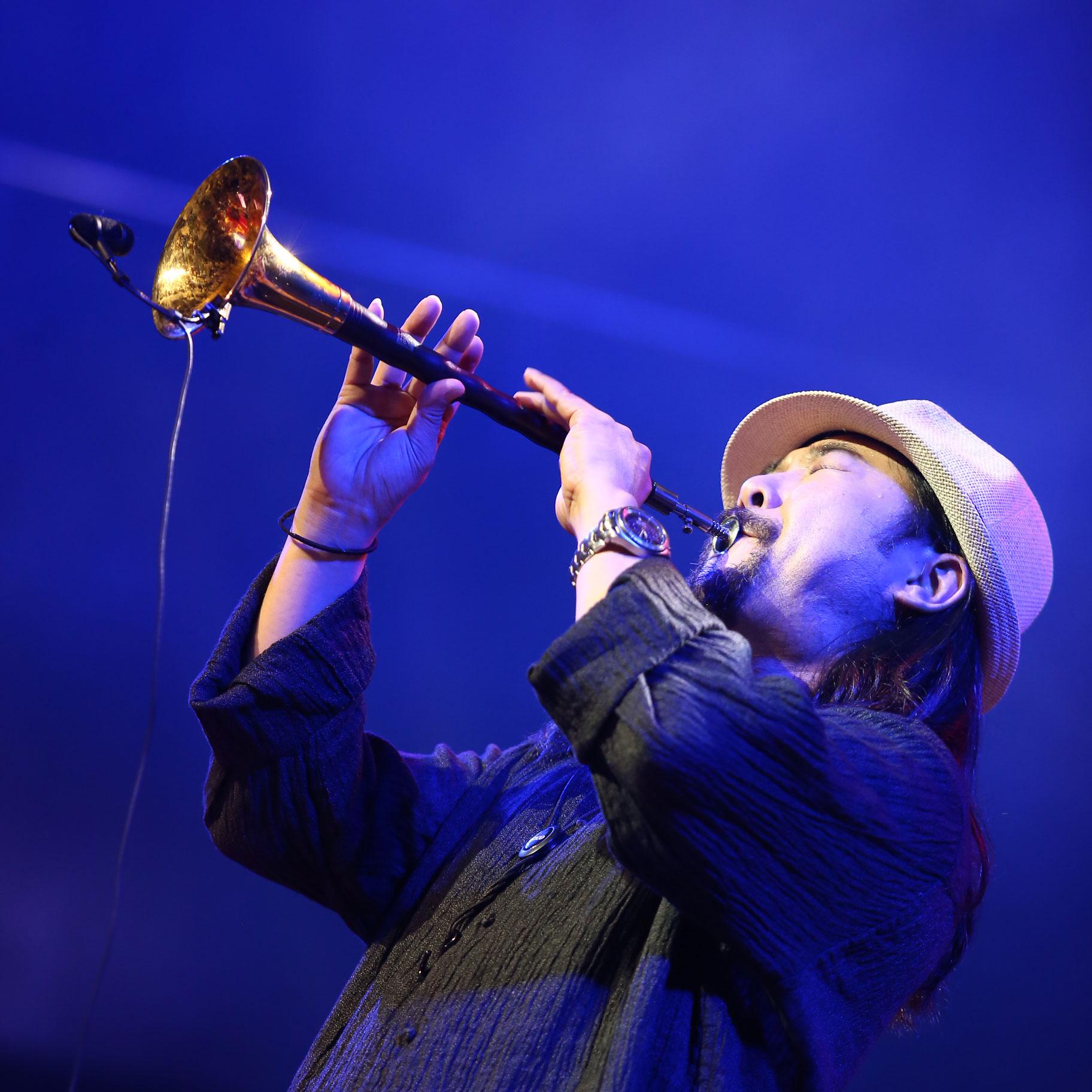 Guo Yazhi - Suona superstar