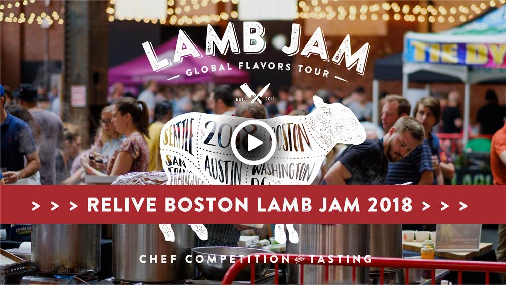 Watch: Boston Lamb Jam 2018 Aftermovie