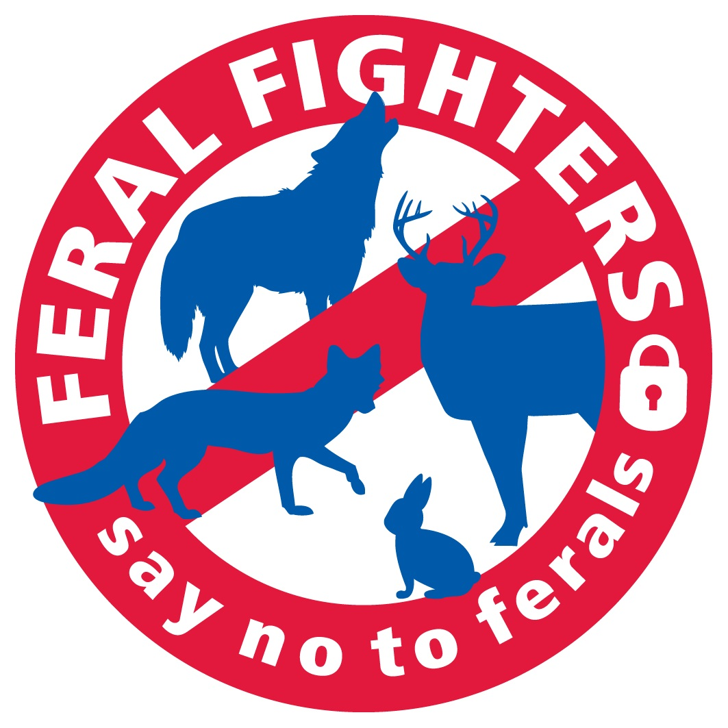 Feral Fighters logo