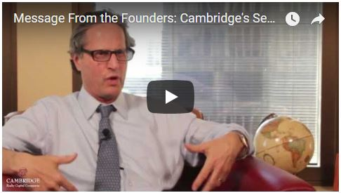 Message from the Founders: Cambridge's Senior Housing Investment & Finance Program