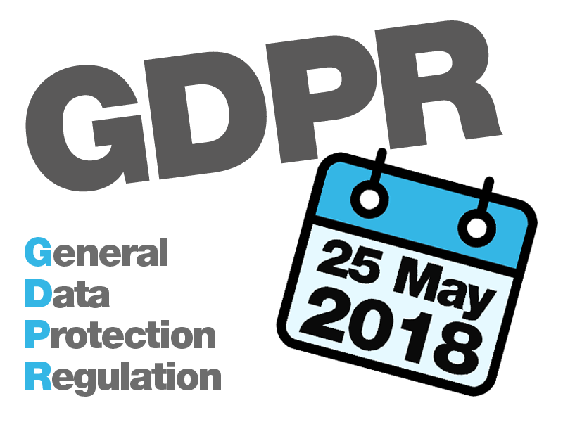 GDPR - May 2018