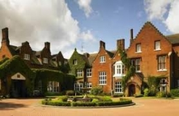 Win dinner B & B at Sprowston Manor