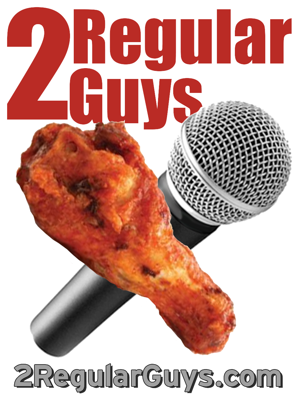 2 Regular Guys Logo