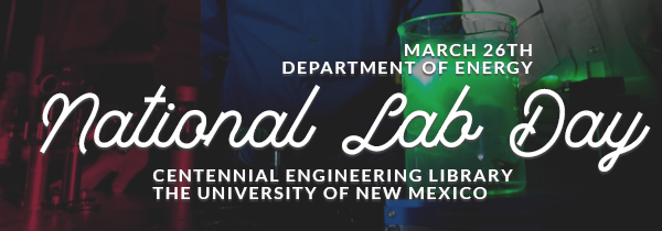 **DOE National Lab Day at UNM