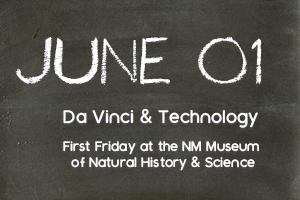 DaVinci and Technology