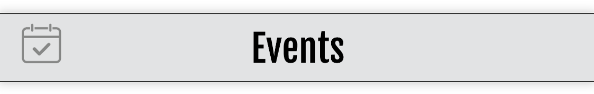 Events section header