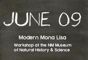Modern Mona Lisa Workshop
