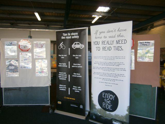 Warnbro Primary School display