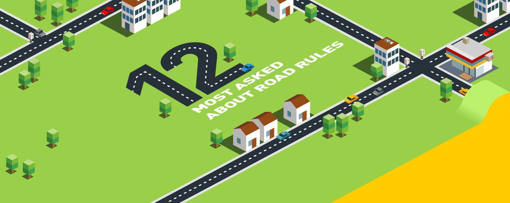 RSC Road rules website