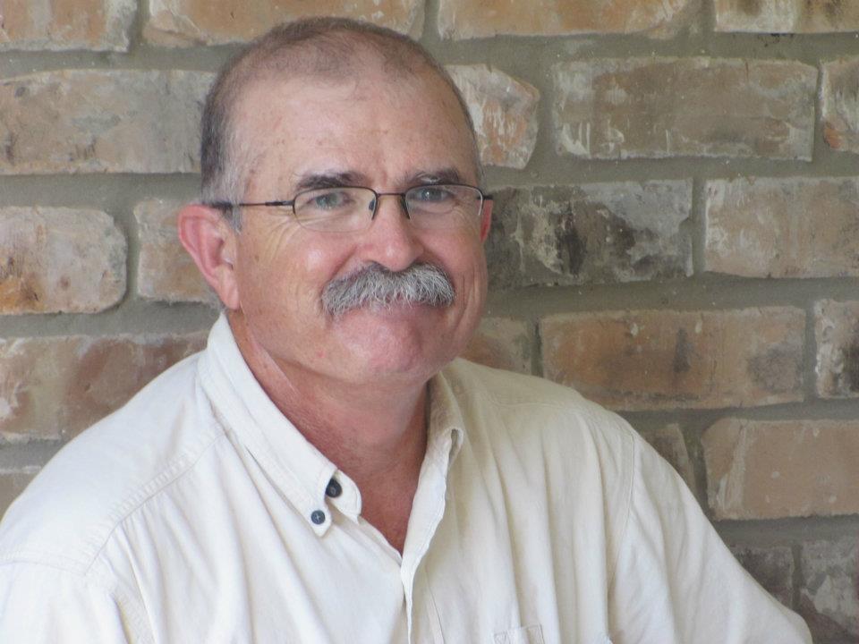 Nick Garza, Senior Research Associate with Texas Agrilife, Sonora TX.