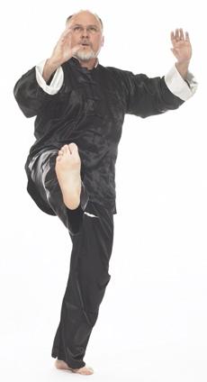 Ian Deavin - tai chi instructor