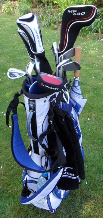 Tai Chi and golf
