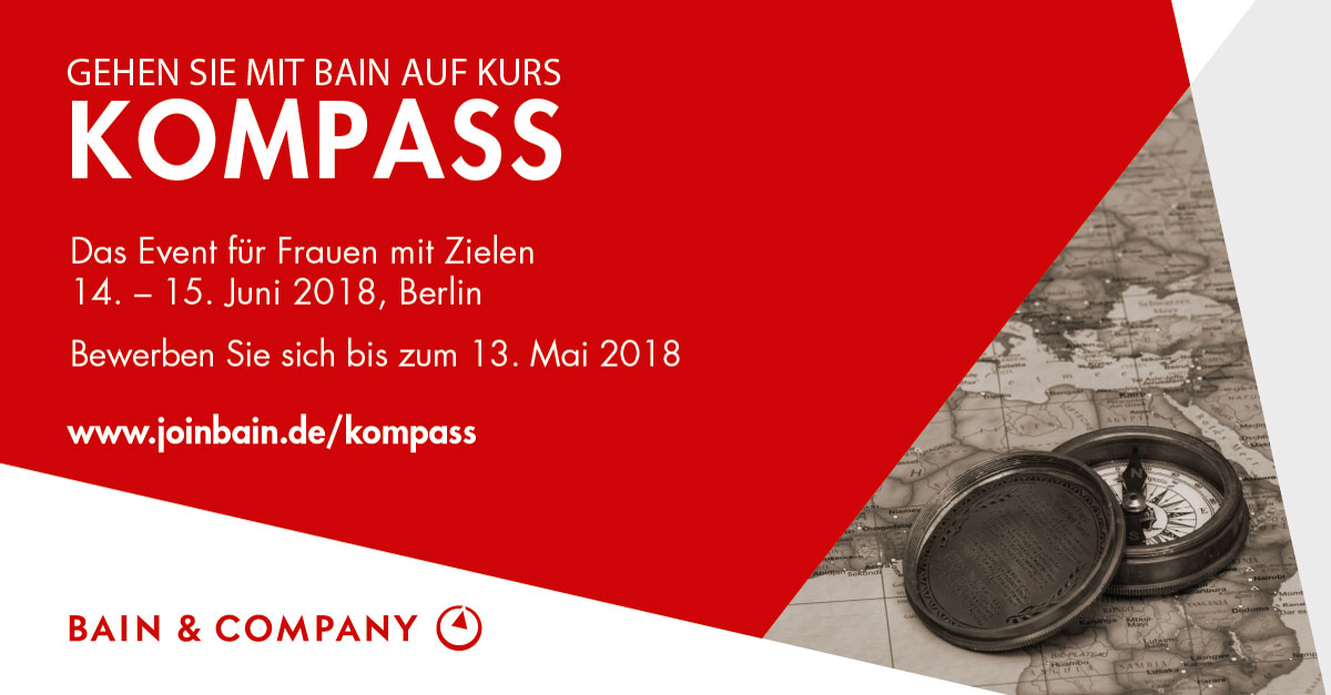 Bain Female Kompass 2018