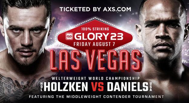 GLORY 23 Las Vegas