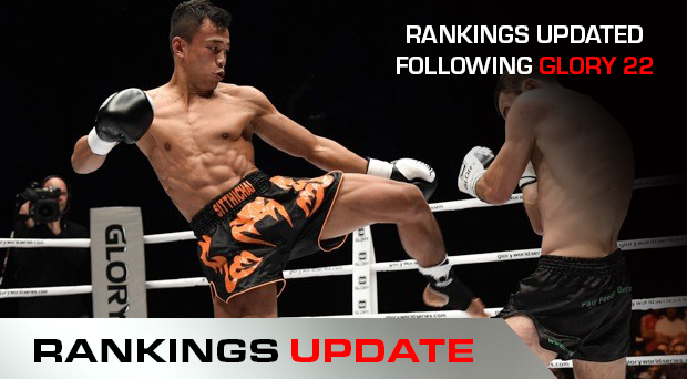Rankings Updated