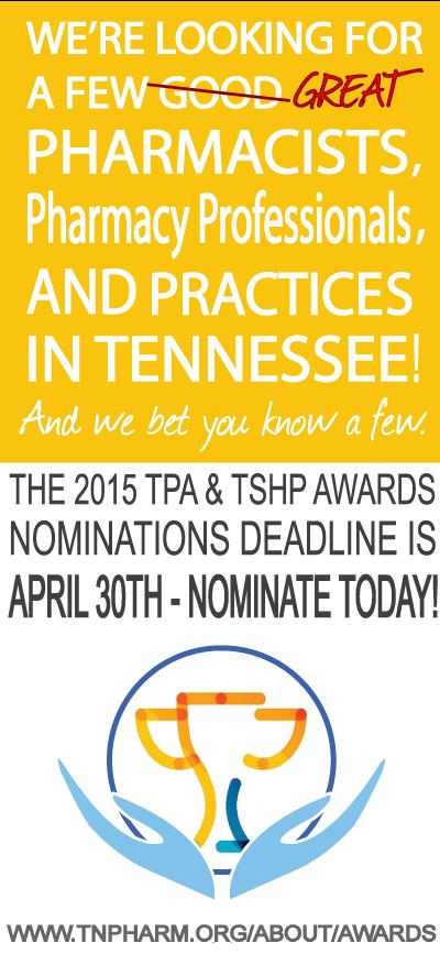 TPA & TSHP Awards