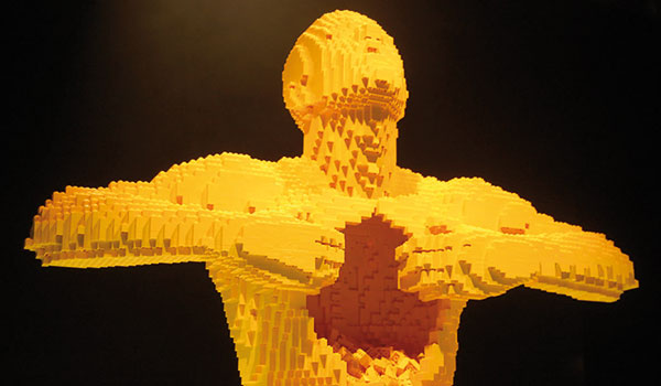 The Art of                                                      The Brick Genova