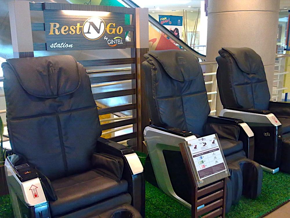 'Comfort' Chairs