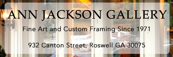 Ann Jackson Gallery, Fine Art and Custom Framing