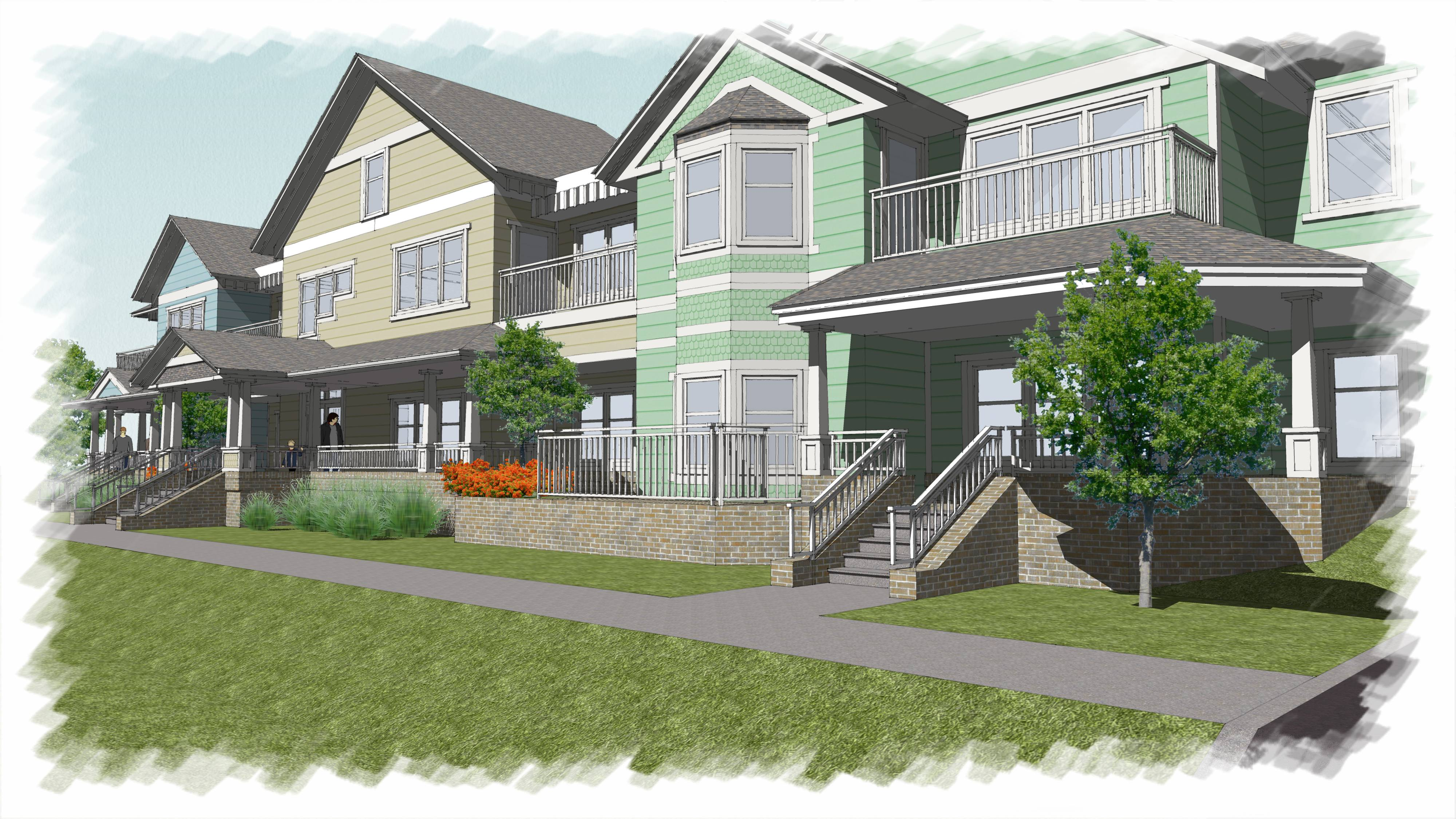Affordable Housing Project Moves Forward